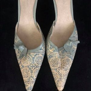Women's Bandolini Mules Size 6.5